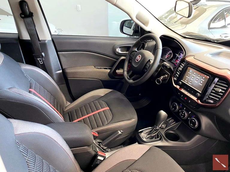 Fiat Toro Freedom 2019/2020 Branca Flex