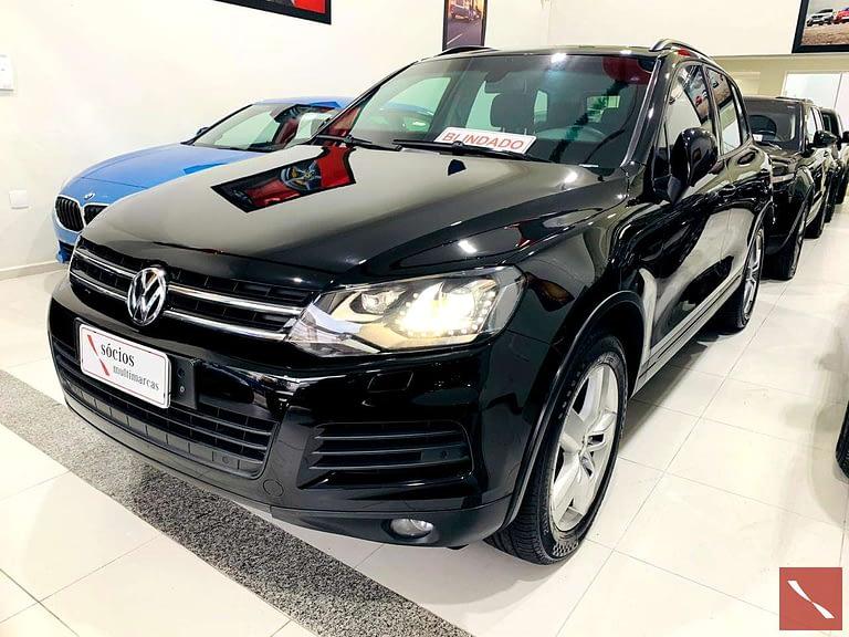 VW Touareg 3.6 V6 FSI 2014/201