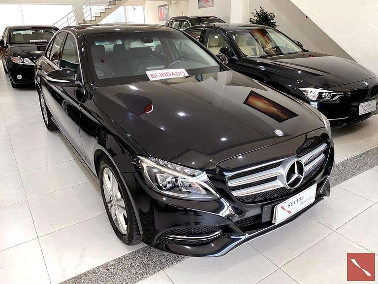 Mercedes C180 Avantgarde  2014/2015