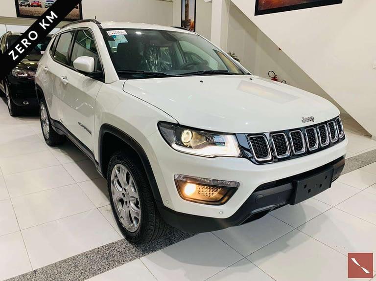 Jeep Compass Longitude 4x4 2021/2021