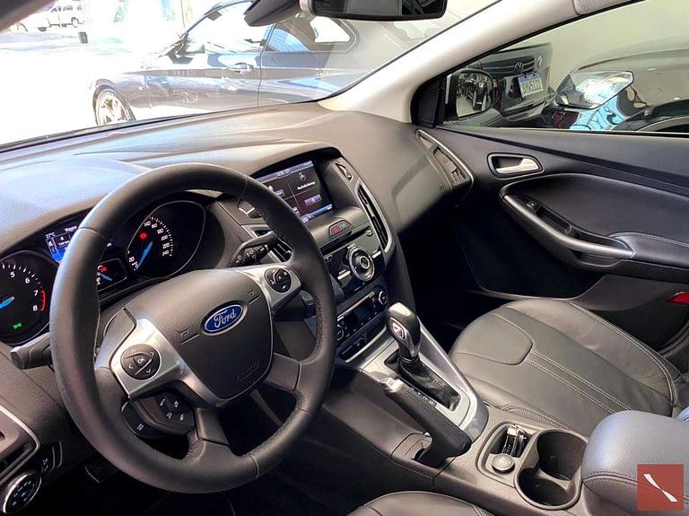 Ford Focus Titanium Sedan 2014/2015