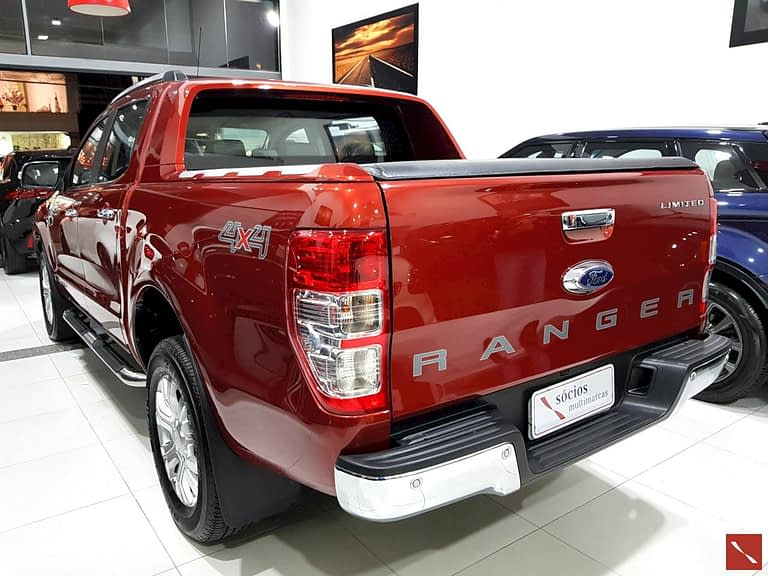 Ford Ranger Limited 2016/2017