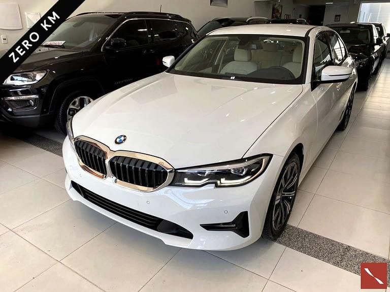 BMW 320i GP 2021/2022 Flex Branco 0Km