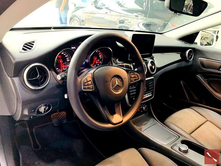 Mercedes-Benz CLA 180 1.6 CGI 2018/2019