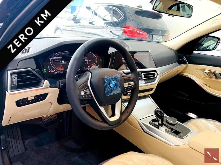 BMW 320I 2.0 Turbo Sport GP 2021/2021