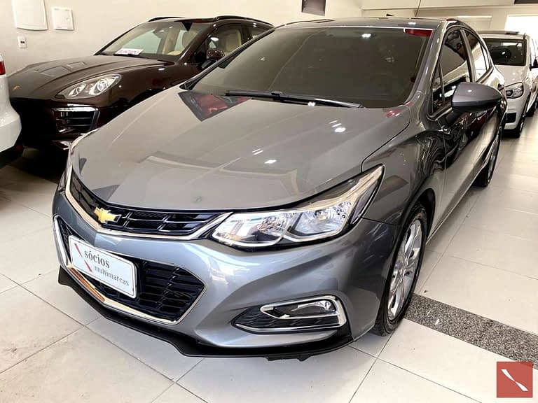 Chevrolet Cruze LT Sport Automático 2019