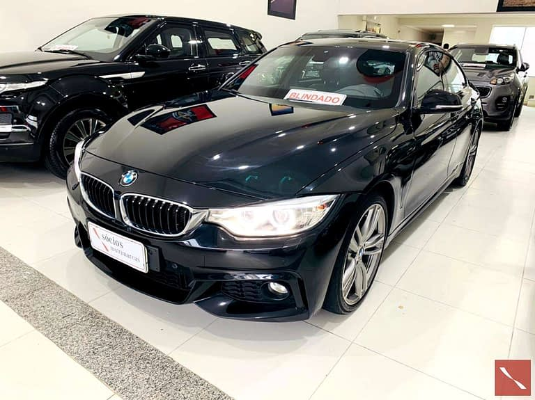 BMW 428I M SPORT GRAN COUPE 2015/2016