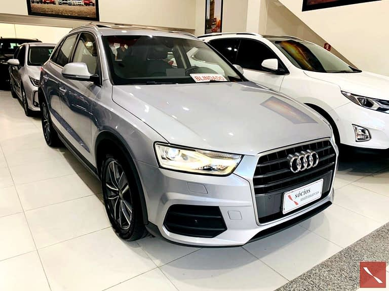 Audi Q3 1.4 TFSI AMBITION 2016/2017