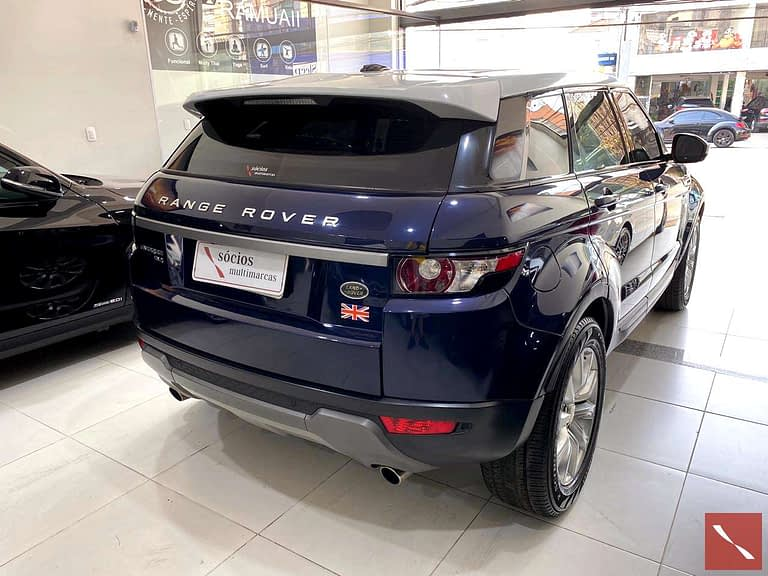 Land Rover Evoque 2014/2015
