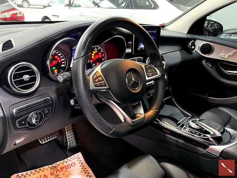 Mercedes-Bens COUPÉ 4MATIC 9G-TRONIC 2016\2017 Gasolina Azul