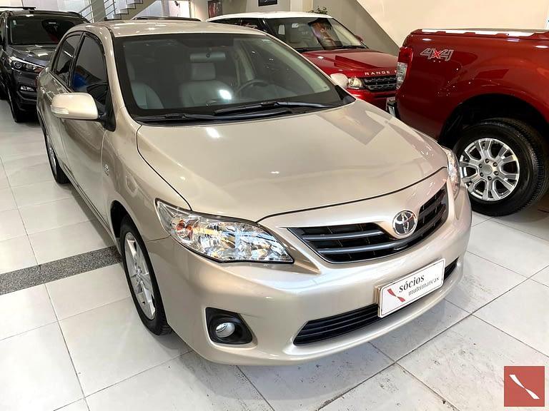 Toyota Corolla XEI  2013/2014