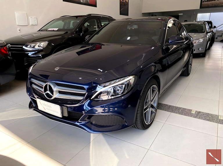 Mercedes C180 Avantgarde 2017/2018