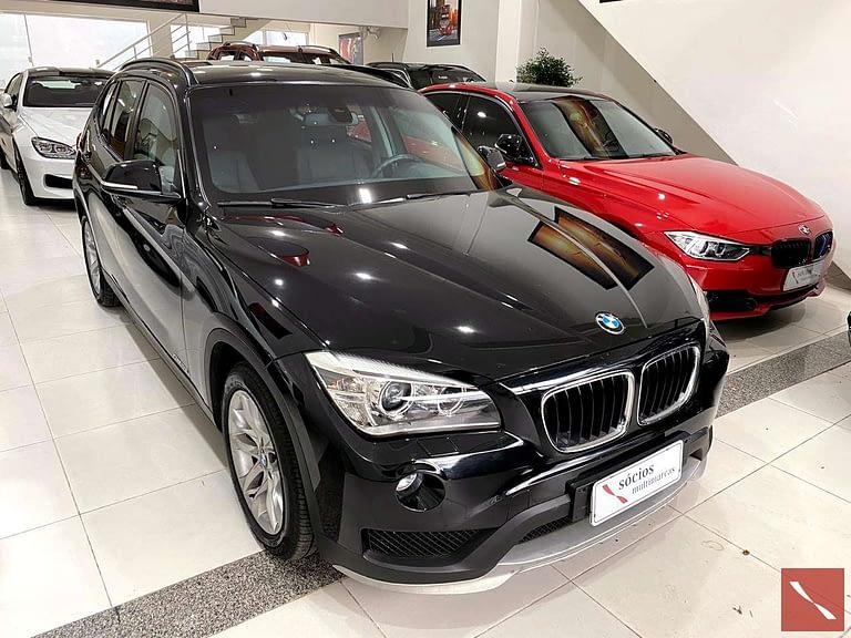 BMW X1 sDrive20i  2015