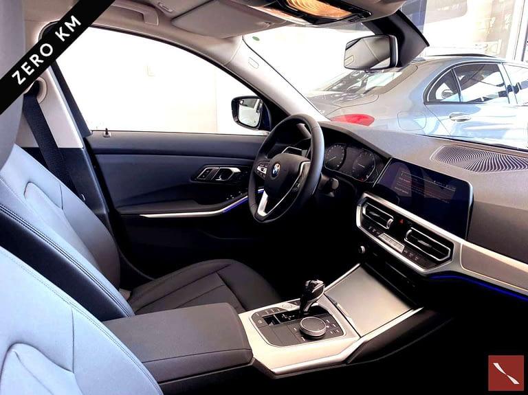 BMW 320i GP 2021/2021 Flex Azul 0Km