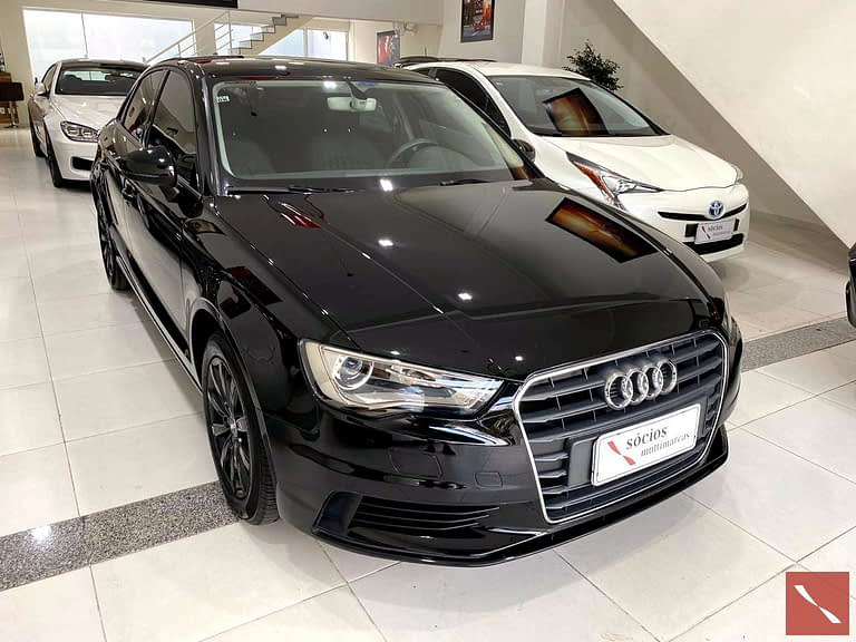 Audi A3 Ambiente S-tronic  2015/2016