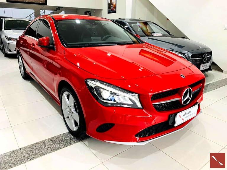 Mercedes CLA 180 2018/2018