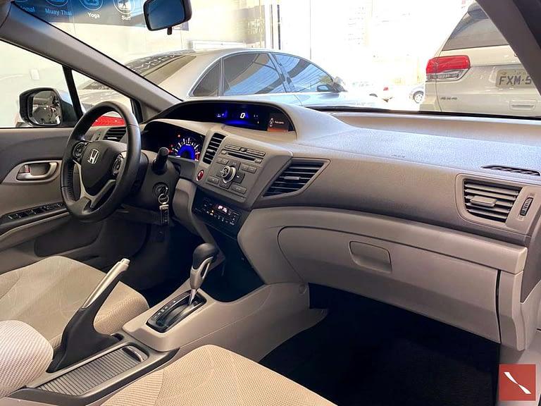 Honda Civic LXS 2012\2013