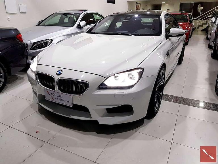 BMW M6 Gran Coupé 2013/2014