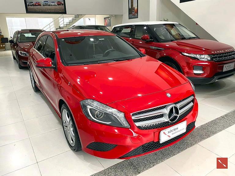 Mercedes A200  2013/2013