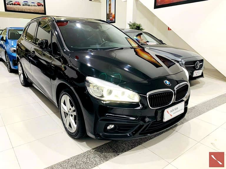 BMW 220I CAT GP 16V TURBO ACTIVEFLEX