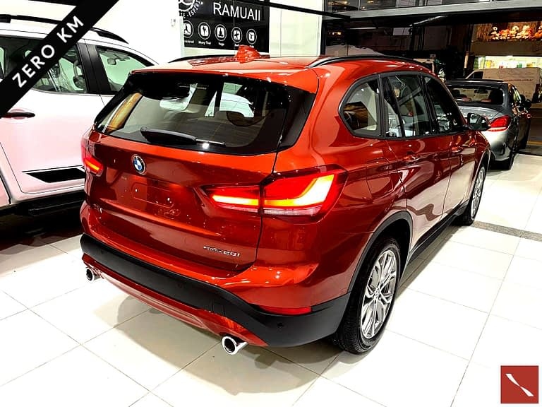 BMW X1 Active Flex GP 2021/2022 Flex Laranja 0Km