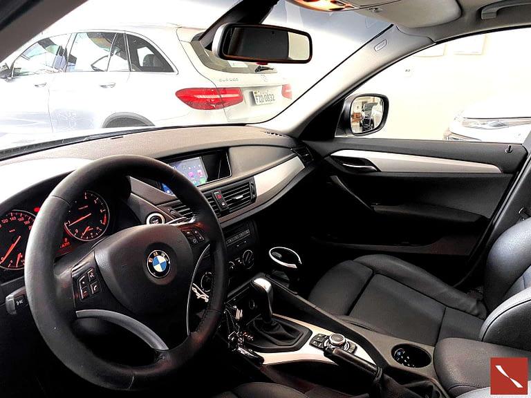 BMW X1 S-Drive18i 2010/2011