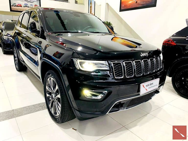 Jeep Grand Cherokee 3.6 Limited 4×4 2018/2018