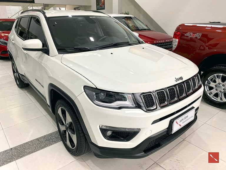 Jeep Compass Longitude  2018/2018