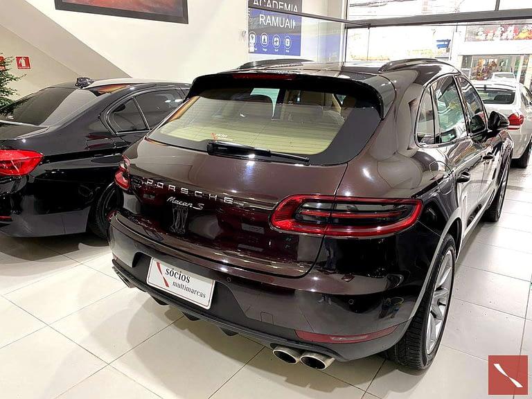 Porsche Macan S 2014/2015