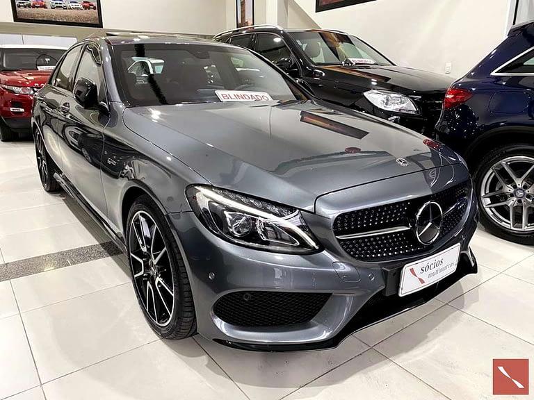 Mercedes-Benz C43 AMG 4MATIC 9G-TRONIC 2017\2018
