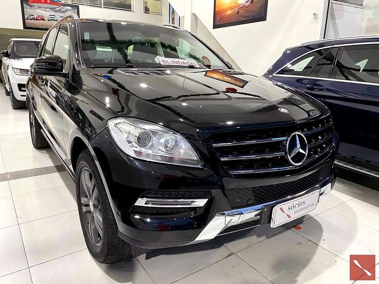 Mercedes-Benz ML350 BLUETEC 2014\2014