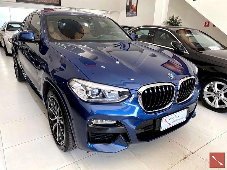 BMW X4 Xdrive30i M Sport 2019\2019