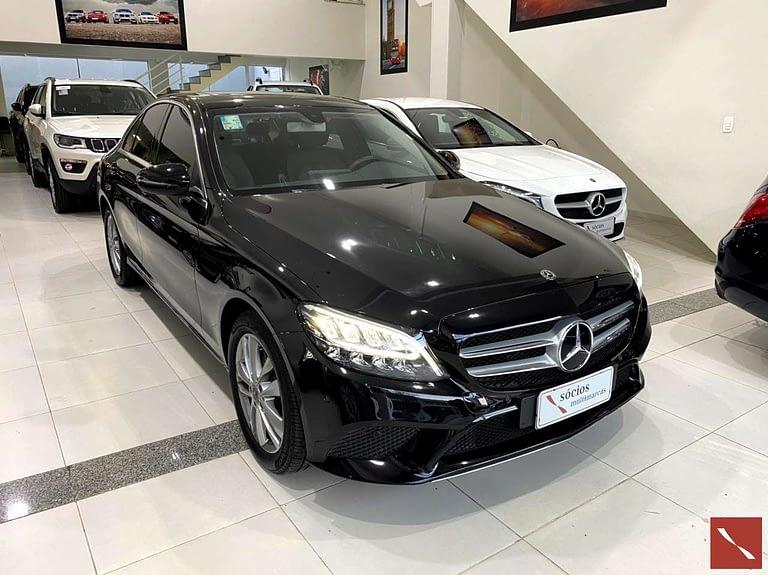 Mercedes C200 EQ Boost