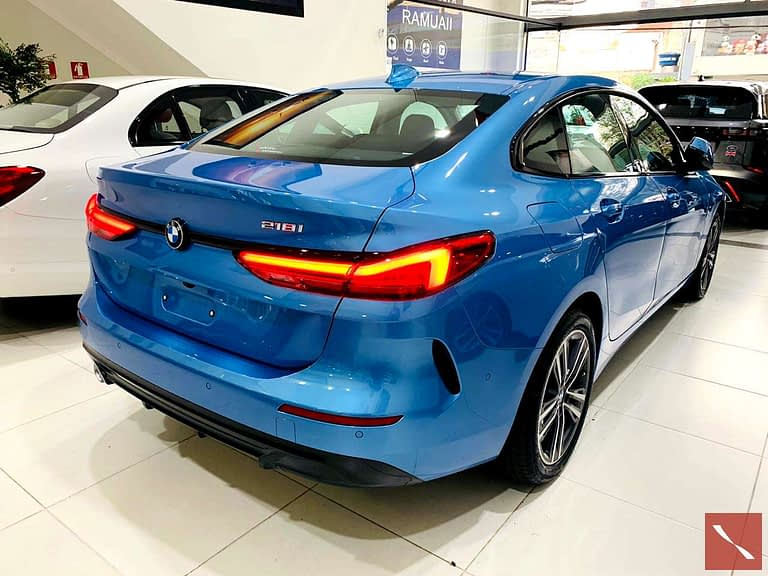 BMW 218I GRAN COUPE SPORT GP 2019\2020