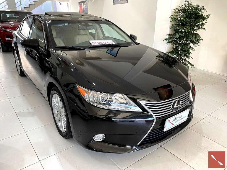 Lexus ES 350  2012/2013