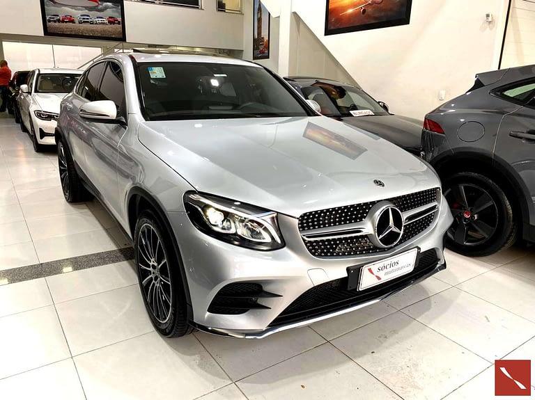 GLC Coupé 250 2018/2018