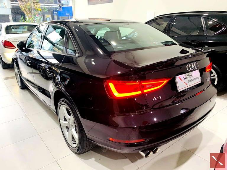 Audi A3 Sedan Ambiente 2015/2016