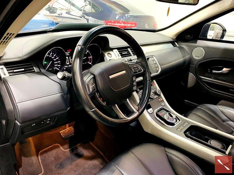 Range Rover Evoque Prestige 2014/2015 Diesel