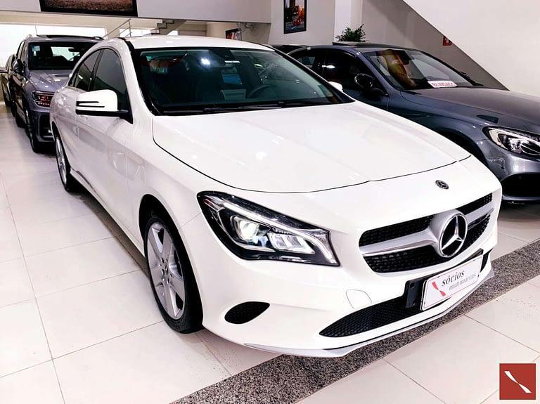 Mercedes-Benz CLA 180 1.6 CGI