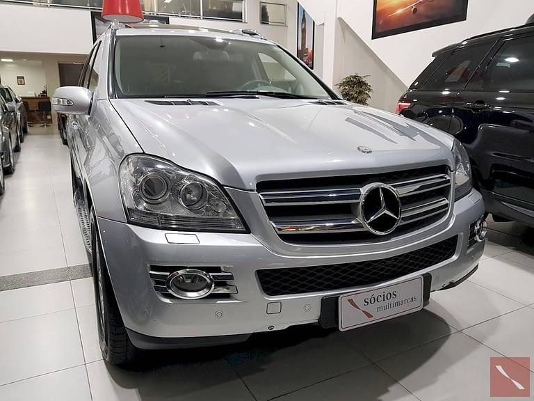 GL 500 5.5 V8